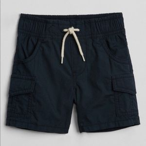 "Gap Baby Boy Toddler 3"" Cargo Pull On Shorts"